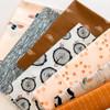 Little Forester 8-piece Fabric quilt cotton fabrics design