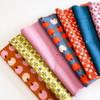Apple Fritter Smol 8-piece Fabric Bundle fabrics design