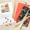 Simple Tote Bag Project Kit - Canvas Linen Tote Bag box kit