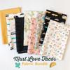 Must Love Tacos 8-piece Fabric Bundle quilt cotton - Art Gallery Fabrics