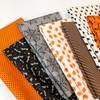 Spooky Fun Halloween fabric 8-piece Fabric Bundle quilt organic cotton - Moda Fabrics
