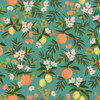 Citrus Floral Teal by Rifle Paper Co.