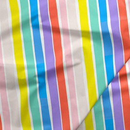 Over the Rainbow cotton fabrics design