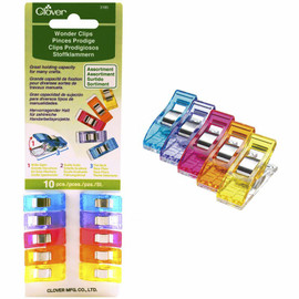 10 count pack quilting sewing clips