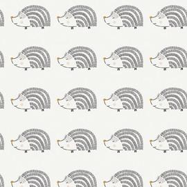 Modern Porcupine Pacha cotton fabrics design