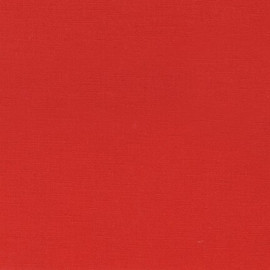 Ruby Red Essex Linen fabrics design
