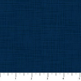 Navy blue cotton fabrics design