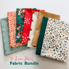 Love Story Fabric Bundle quilt cotton - Art Gallery Fabrics