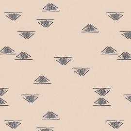 Cream low volume fabrics design