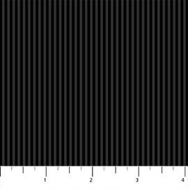 Black stripes cotton fabrics design