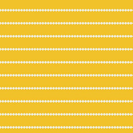 Yellow stripe fabrics design