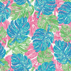West Palm Palmrise Aruba cotton fabrics design