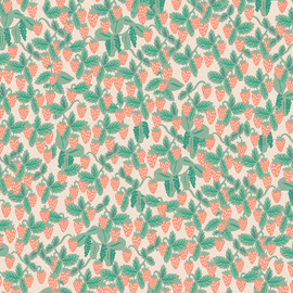 Strawberry Fields fabrics design