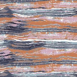 Beneath our Feet cotton fabrics design