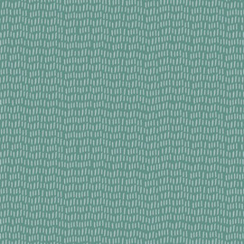 Blue green dash fabrics design