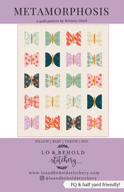 Metamorphosis Quilt by Lo and Behold Stitchery