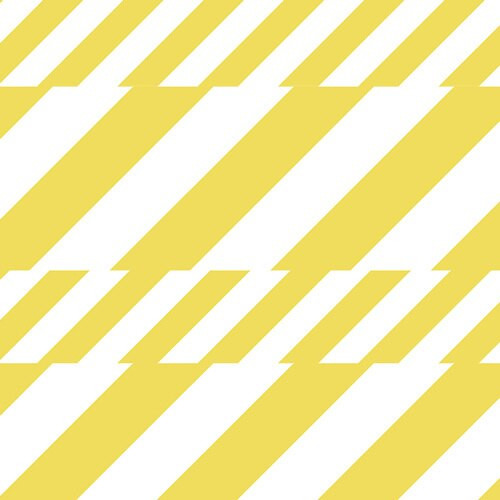 Yellow straw stripe fabrics design