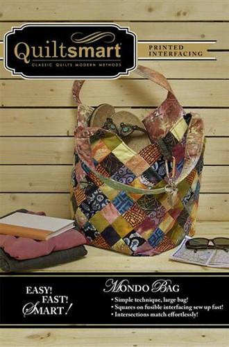 Mondo Bag pattern Quilt Smart pattern