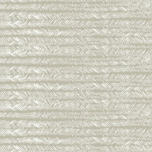 Light green white feathered fabrics design