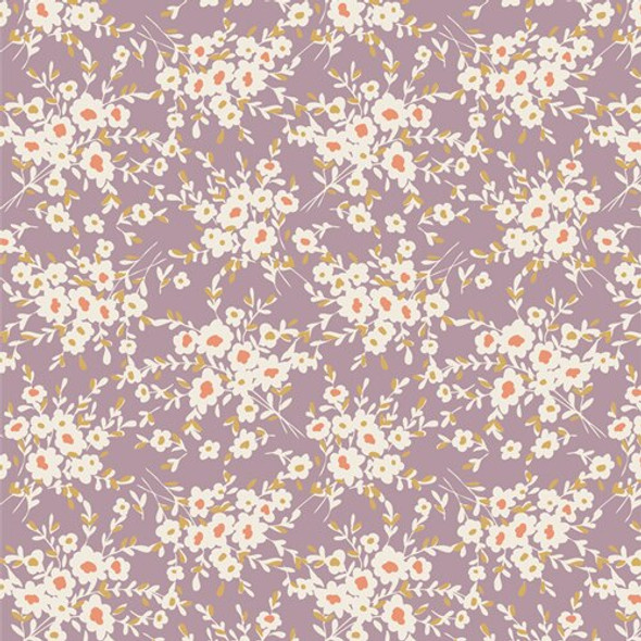 Calico Days Lavender cotton fabrics design