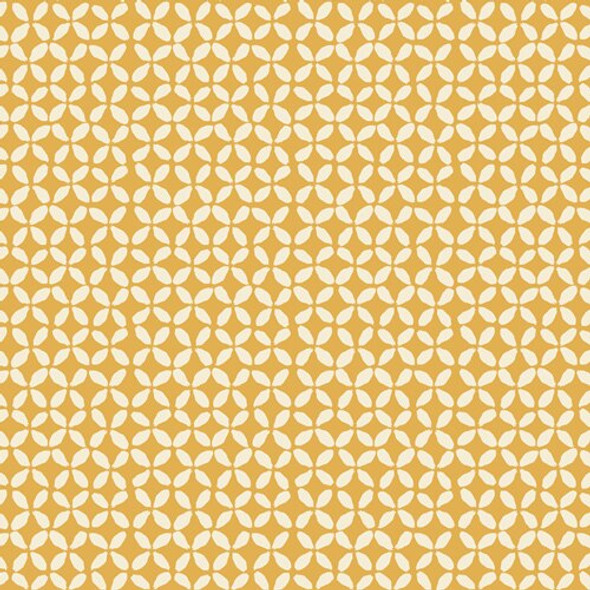 Terrain Overlook Yellow fabrics design