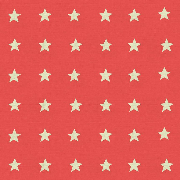 Retro star Good Times Roll cotton fabrics design