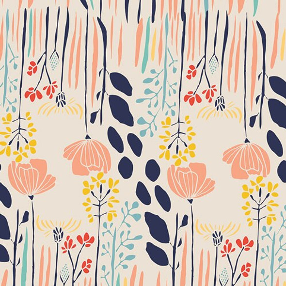 Summer Grove fabrics design