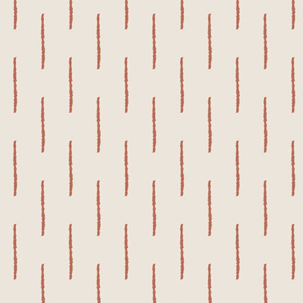 Dashing Cinnamon low volume - Kismet Art Gallery Fabrics, QTR YD