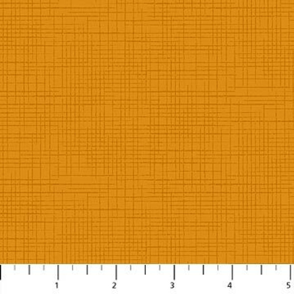 Caramel orange cotton fabrics design