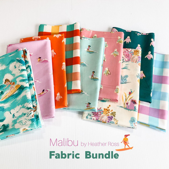 Malibu Fabric Bundle quilt cotton fabrics design