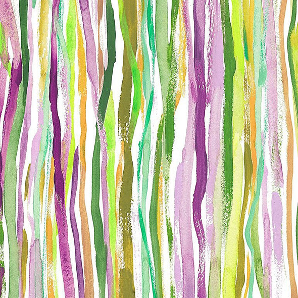 Mardi Gras Stripe cotton fabrics design