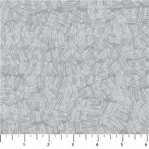 Gray texture cotton fabrics design