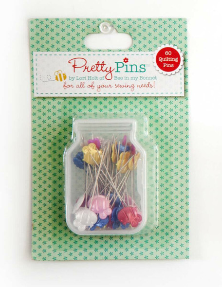 Lori Holt Quilting Pins 60 count pack
