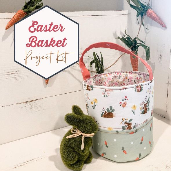 Easter Basket Project Box Kit