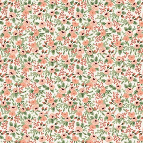 Rosa Rose Garden Party cotton fabrics design