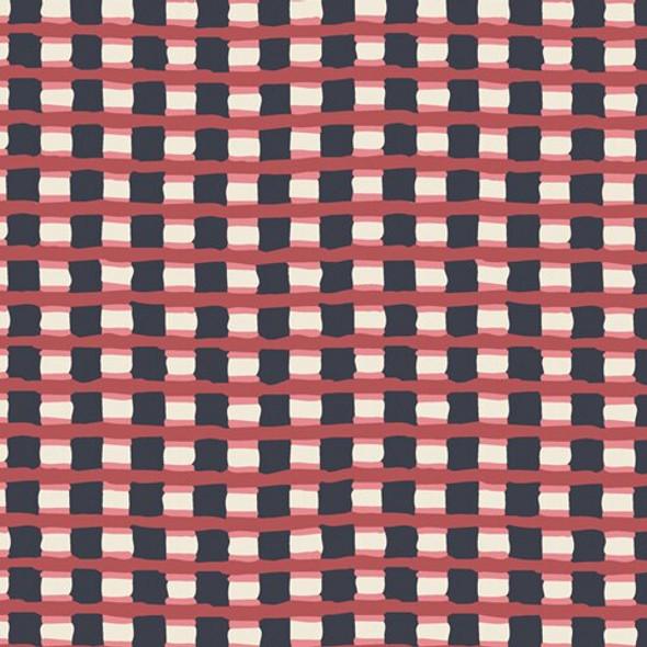 Comfort Weave plaid cotton fabrics design
