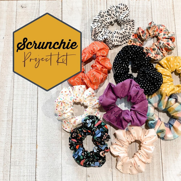 Scrunchie Project Box Kit