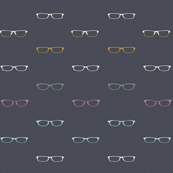 Modern Reading Glasses cotton fabrics design