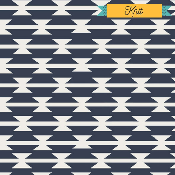 Tomahawk Stripe KNIT fabrics design