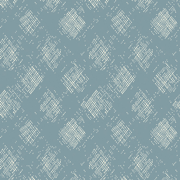 Soft Blue low volume fabric Terra Firma Humid quilting cotton