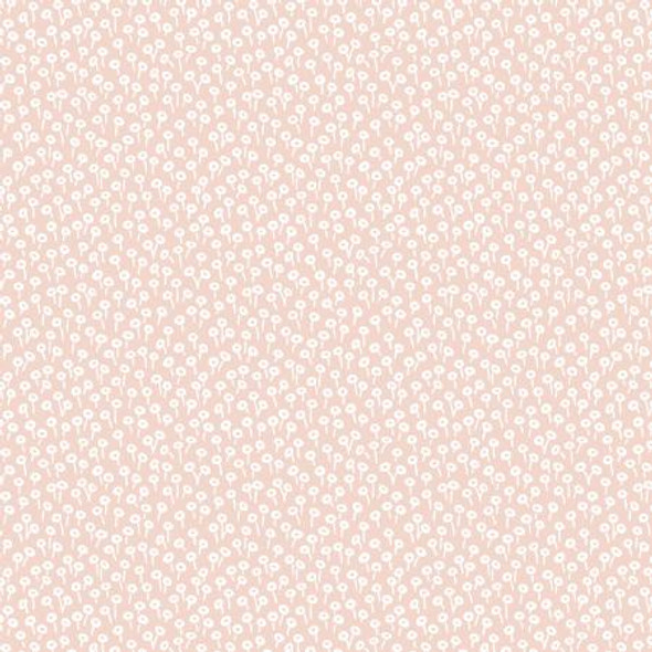 Light pink dot blender fabric - Rifle Paper Co Basics quilt cotton