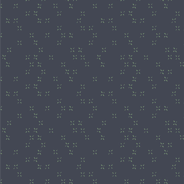 Navy Twinkle Twinkle Galaxy low volume fabric AGF Lilliput QTR YD
