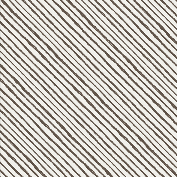 Modern Black Lines - Between the Lines AGF Bookish quilting cotton QTR YD