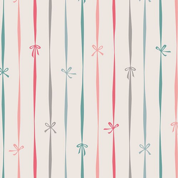 Christmas bows Fabrics design