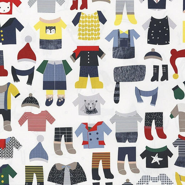 Winter Wear cotton Fabrics design