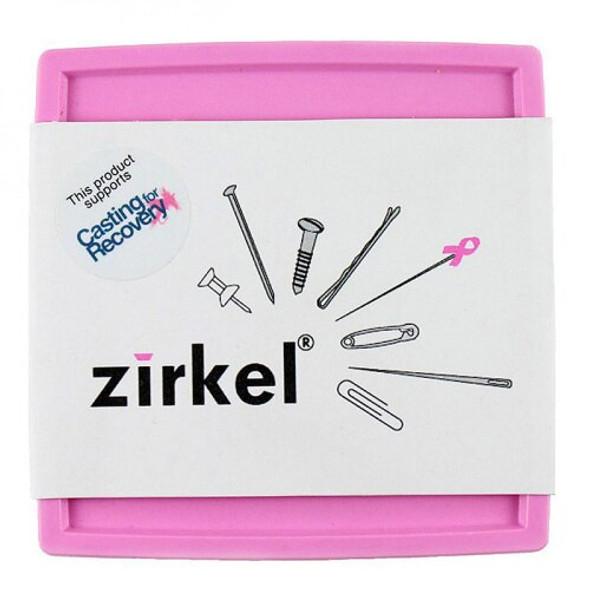 Zirkel Magnetic Pincushion in Pink