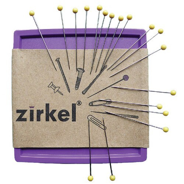 Zirkel Magnetic Pincushion in Purple
