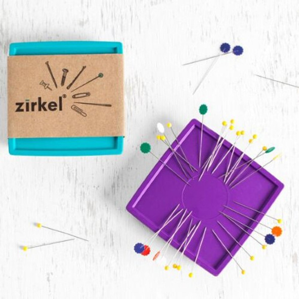 Zirkel Magnetic Pincushion-Purple