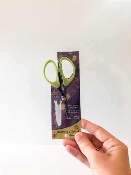 Perfect sewing scissors-Karen Kay Buckley