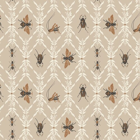 Beetle bugs boy cotton fabrics design